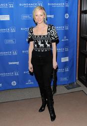 Anne Heche en el Festival de Cine Sundance 2011