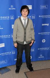 Daniel Yelsky en el Festival de Cine Sundance 2011