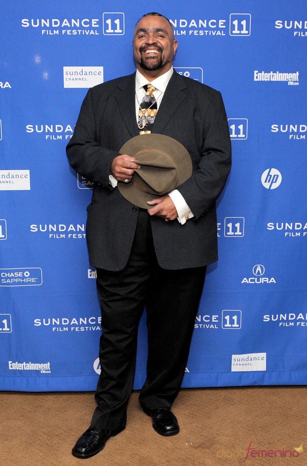 Rico A. Comic en el Festival de Cine Sundance 2011
