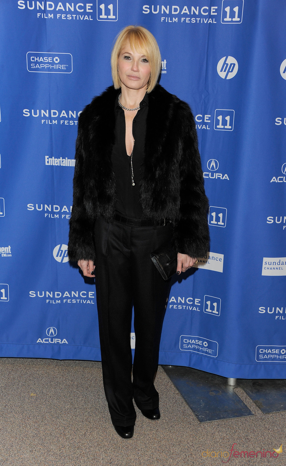 Ellen Barkin en el Festival de Cine Sundance 2011