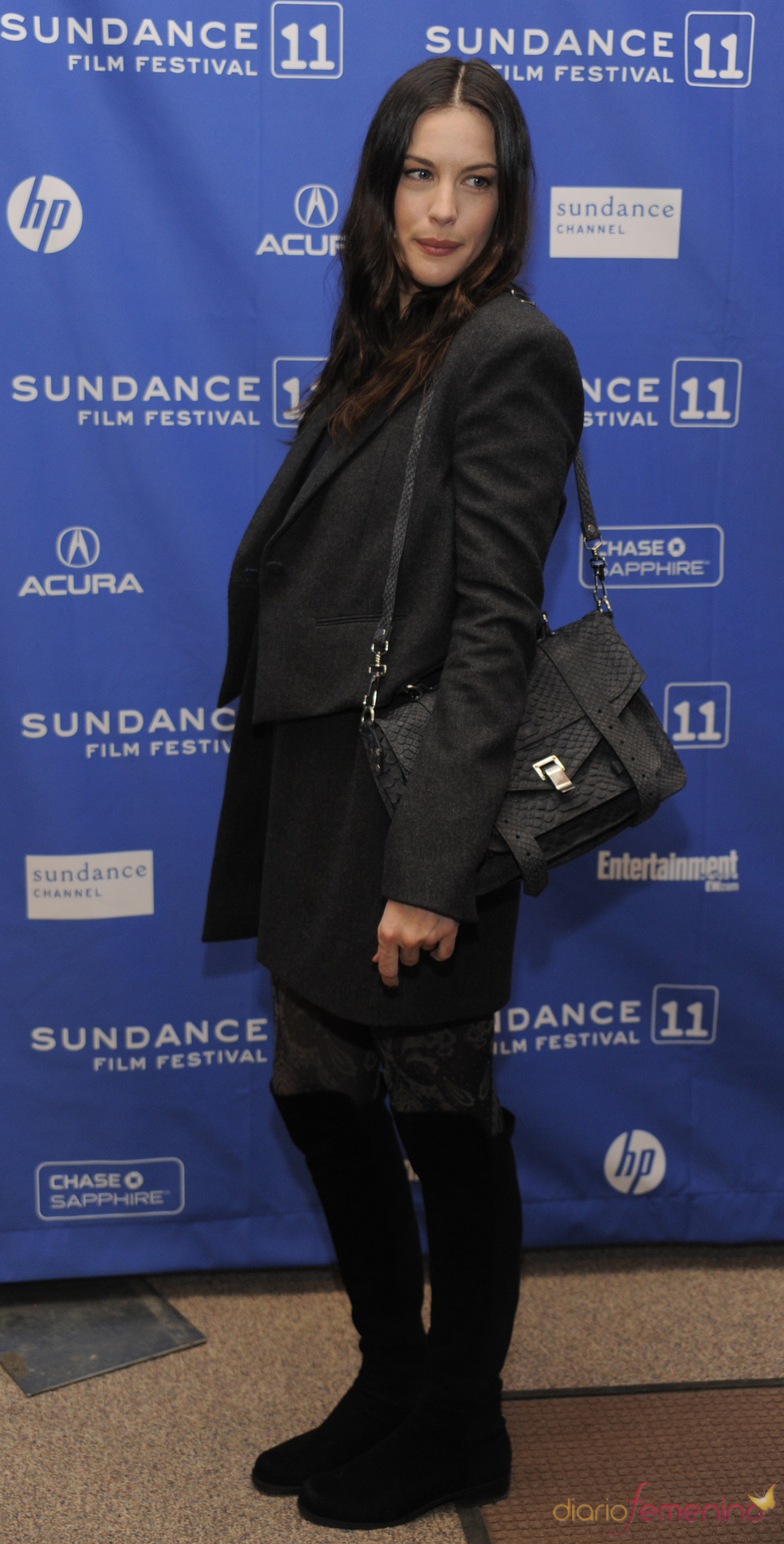 Liv Tyler en el Festival de Cine Sundance 2011