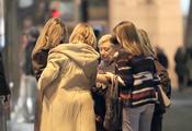 La princesa Letizia derrochó simpatía en Barcelona