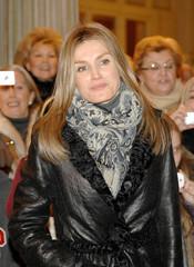 La princesa Letizia coincide con su hermana Telma en un espectáculo de danza
