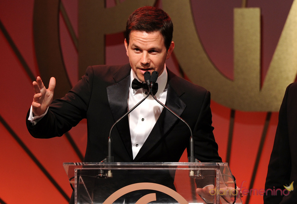 Mark Wahlberg, presentador de los Annual Producers Guild Awards 2011