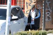 Mario Casas y su nuevo coche de gama alta