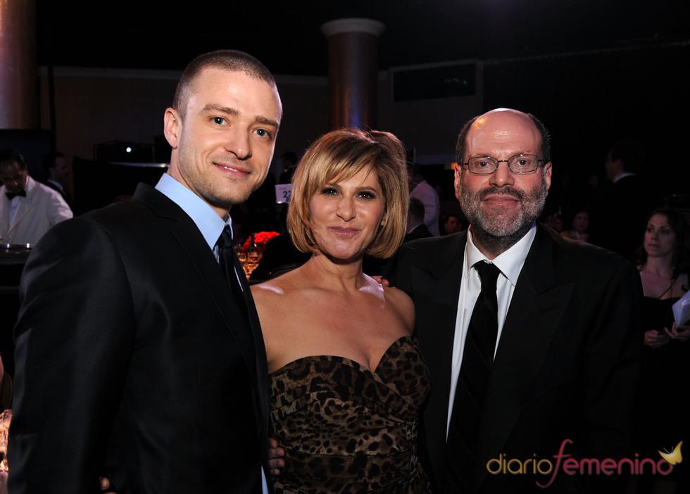Justin Timberlake en los Annual Producers Guild Awards 2011