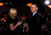 Justin Timberlake y Amy Phoeler en los Annual Producers Guild Awards 2011