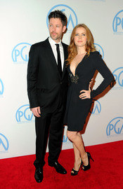Amy Adams y Darren DeGallo en los Annual Producers Guild Awards 2011