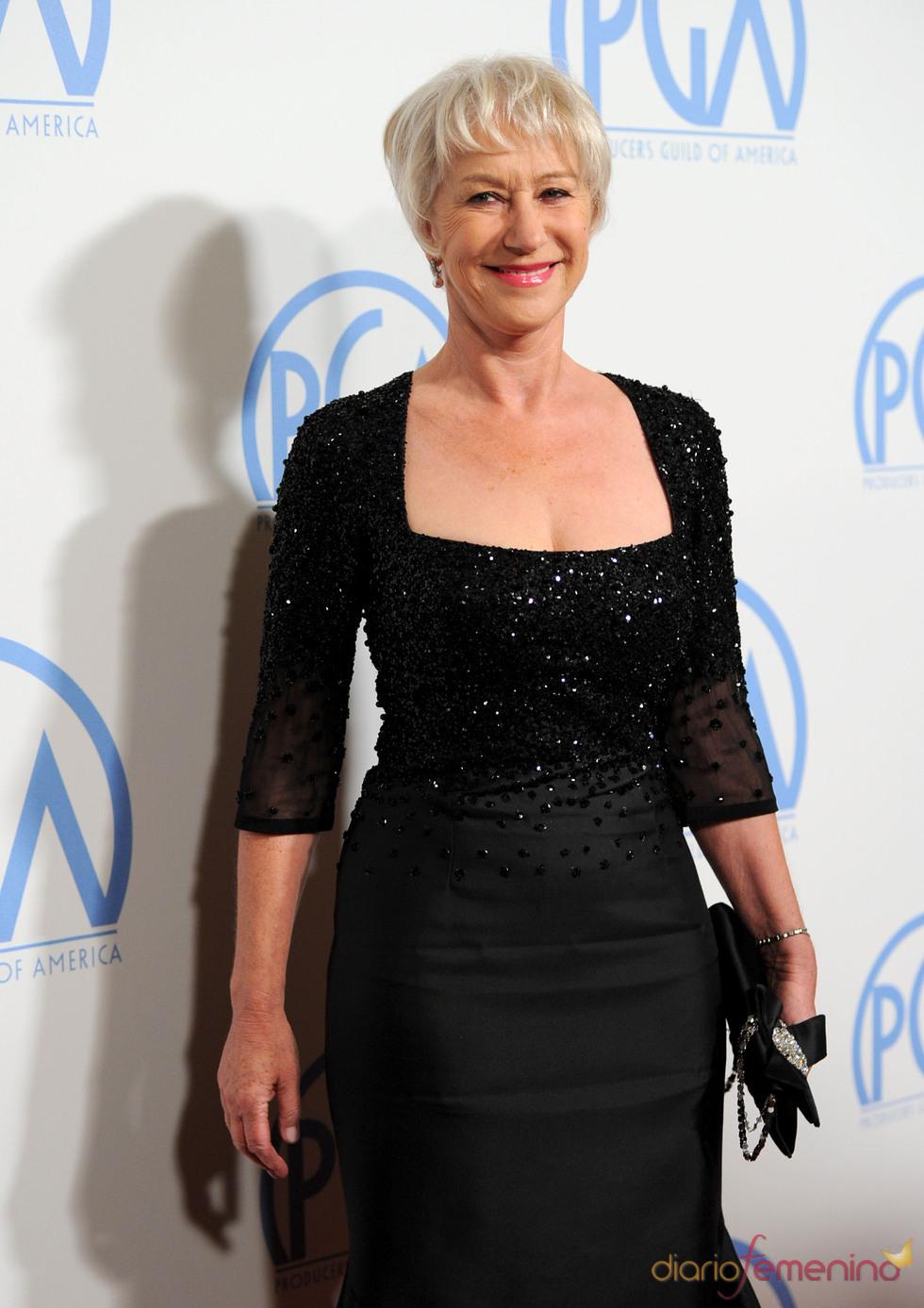Helen Mirren en los Annual Producers Guild Awards 2011