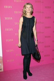 Anne Igartiburu en los premios Telva Belleza 2011