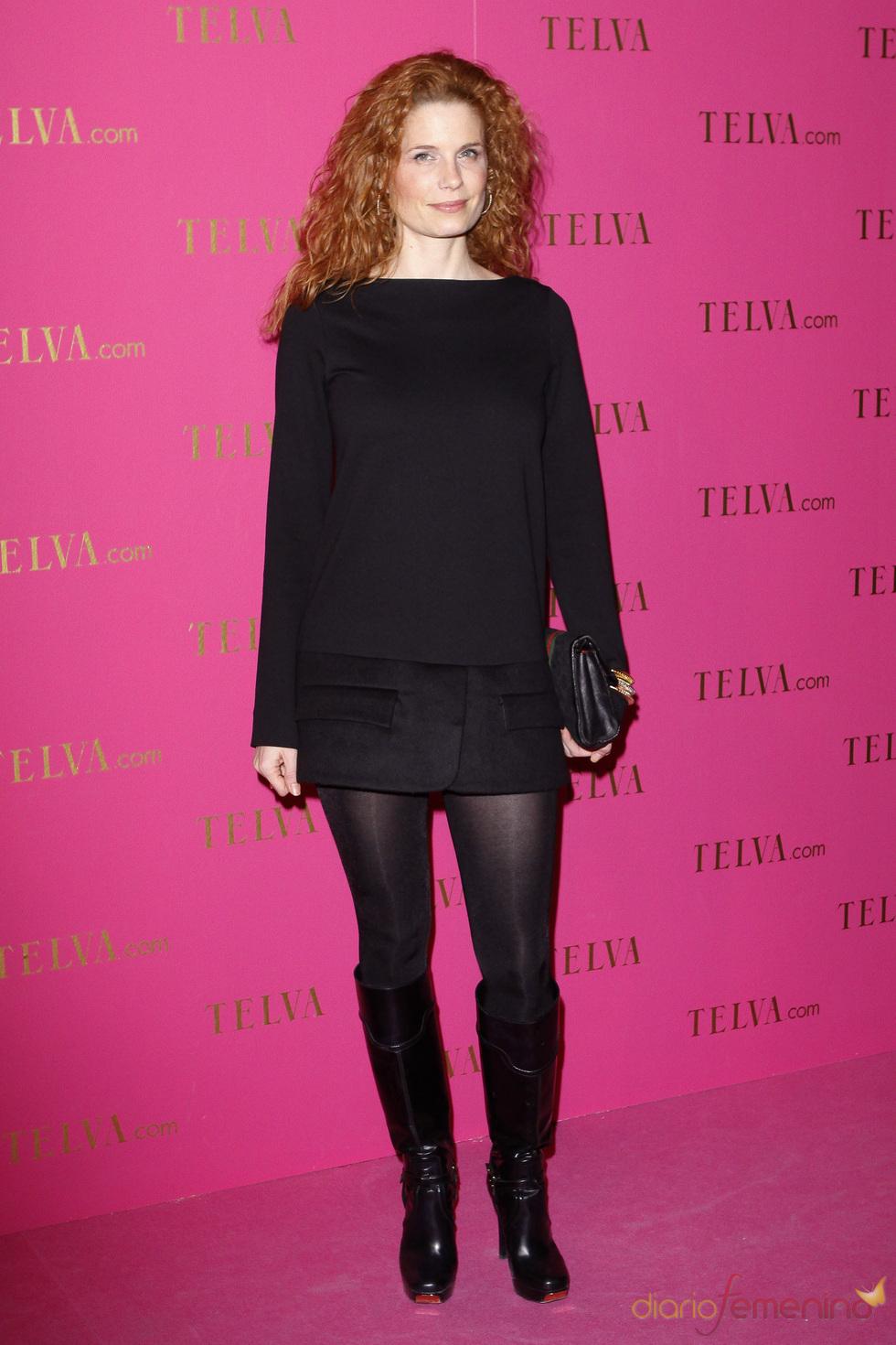 Olivia de Borbón en los premios Telva Belleza 2011