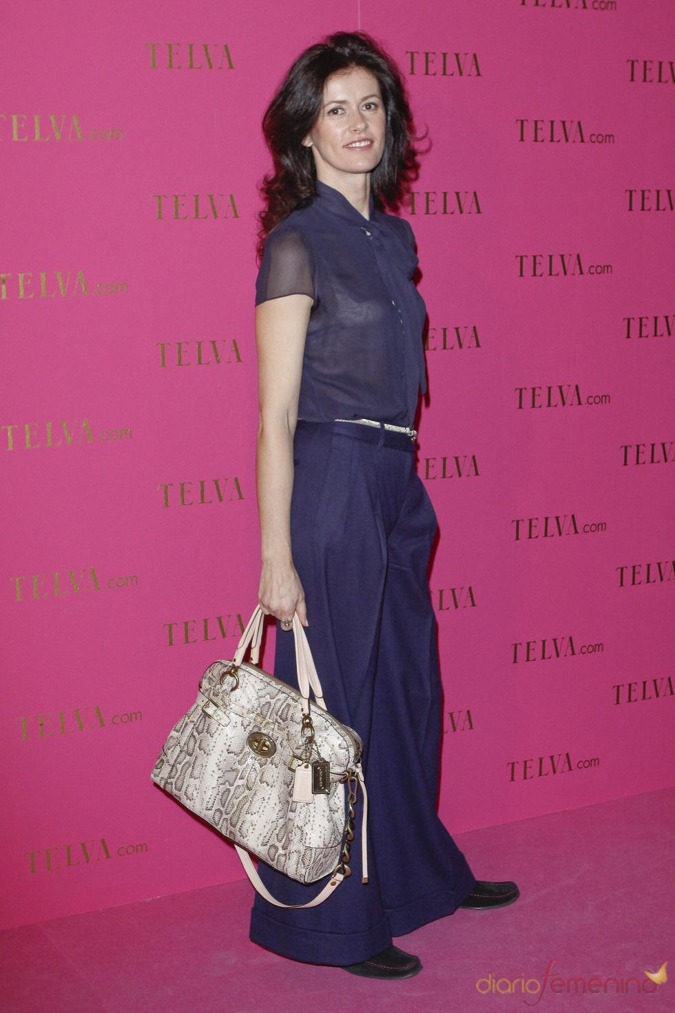 Nuria March en los premios Telva Belleza 2011