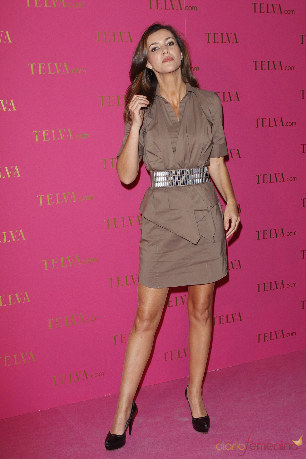 Arantxa del Sol en los premios Telva Belleza 2011