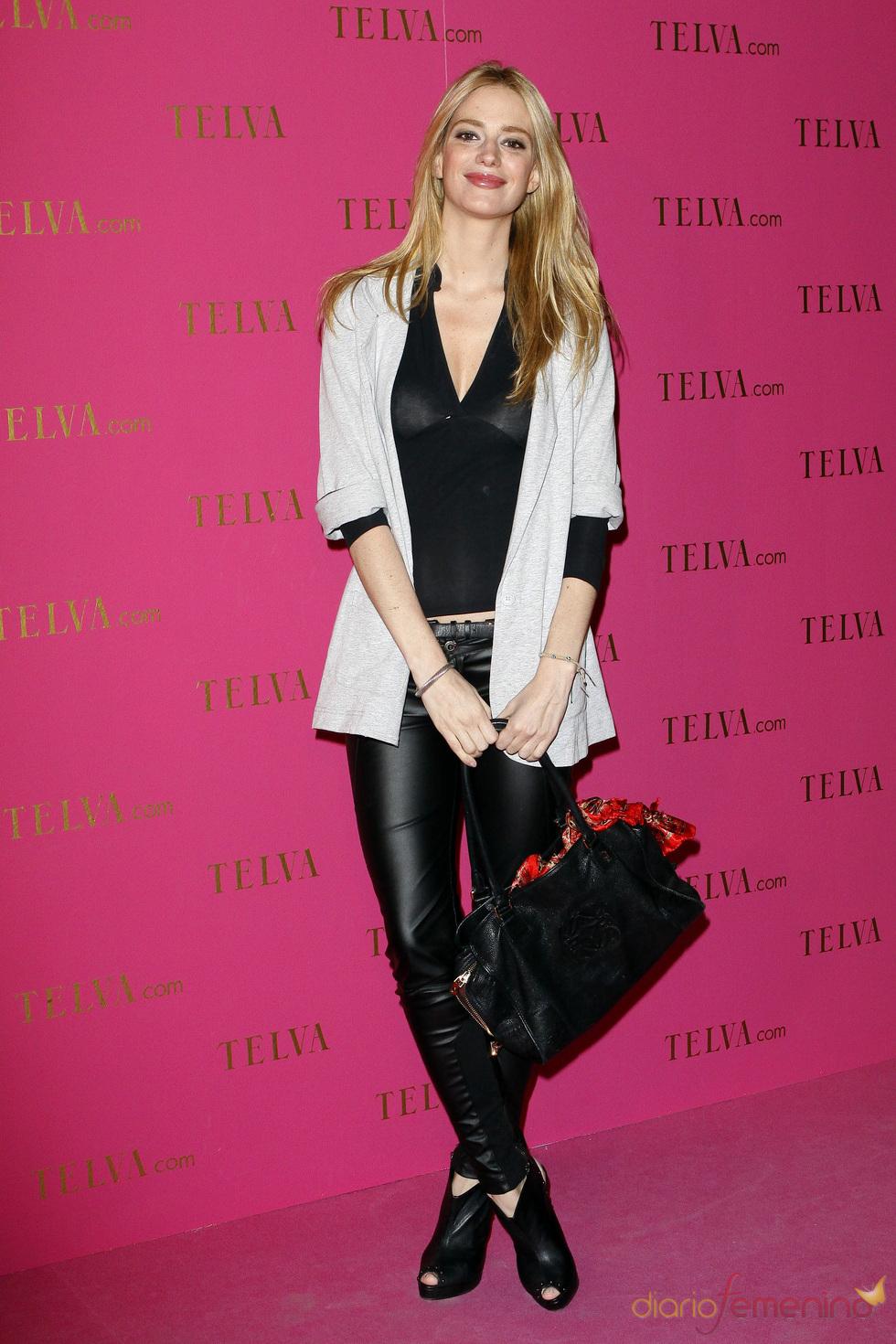 Teresa Baca en los premios Telva Belleza 2011