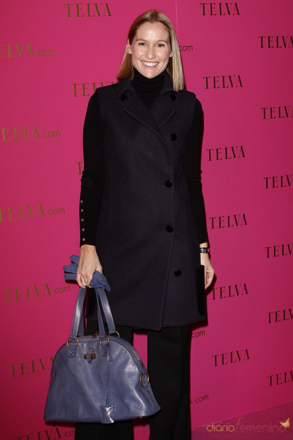 Fiona Ferrer en los premios Telva Belleza 2011