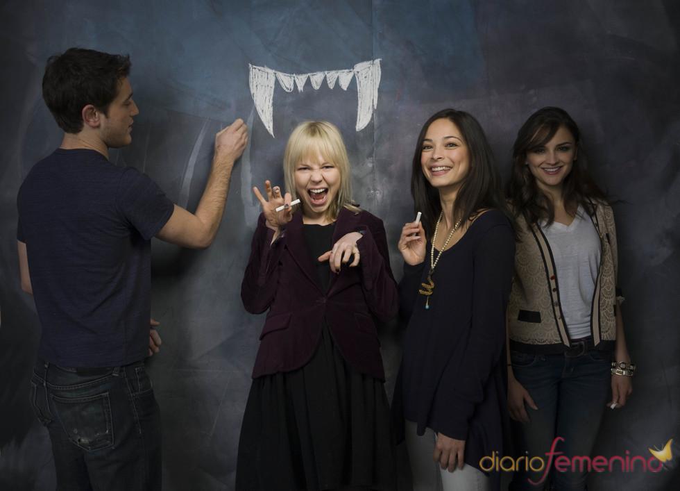 Las tres nuevas vampiresas del cine