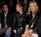 Kate Moss y Carlota Casiraghi fieles seguidoras de la moda
