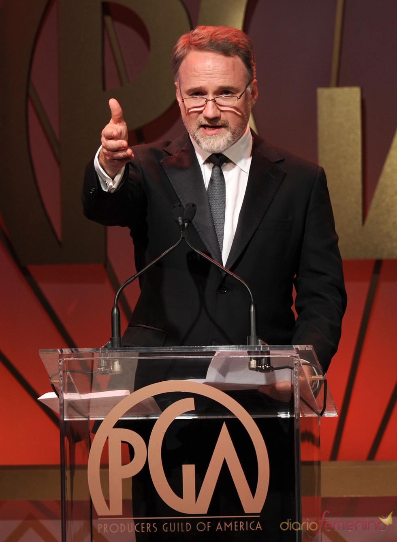 David Fincher, director de éxito con 'La red social'