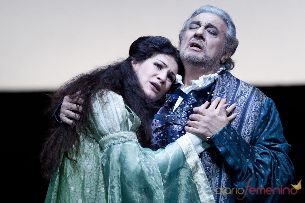 Plácido Domingo se mete en la piel de Simón Boccanegra