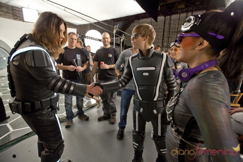 Justin Bieber y Ozzy Osbourne ruedan juntos un spot publicitario