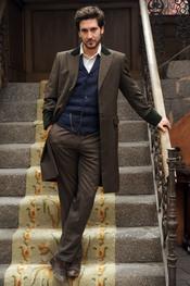El actor Álex Gadea, protagonista de 'El secreto de Puente Viejo'