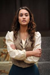 La actriz Megan Montaner, protagonista de 'El secreto de Puente Viejo'