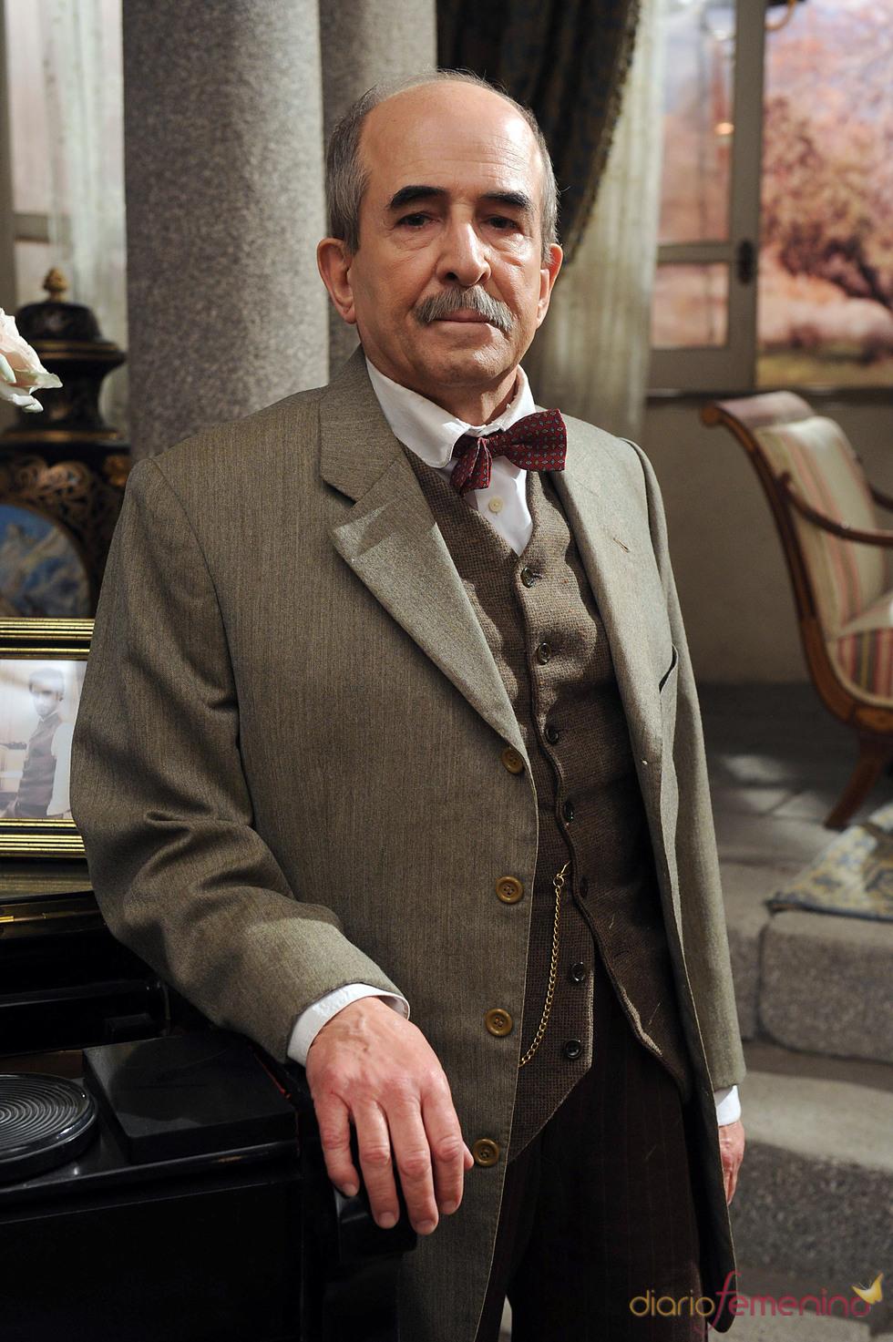 El actor Francisco Vidal, de 'El secreto de Puente Viejo'