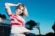 Scarlett Johansson posa muy sensual para Mango