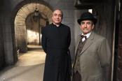 Los actores Mario Martín y Francisco Vidal de 'El secreto de Puente Viejo'