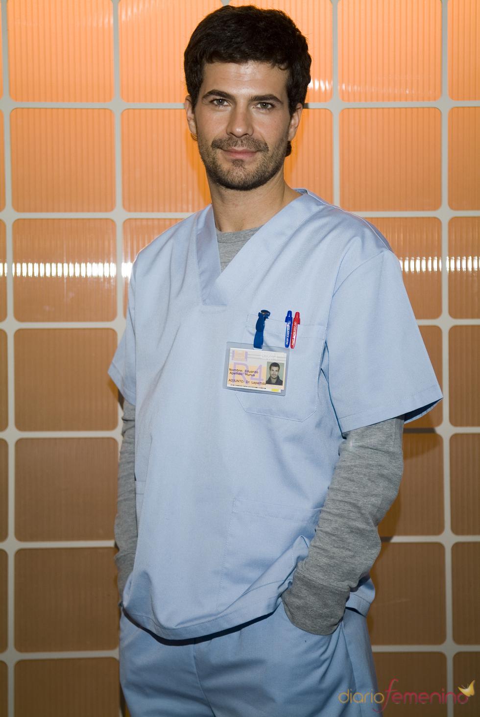 Rodolfo Sancho en la serie 'Mir'