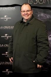 José Luis Alemán, director de 'La sombra prohibida'