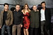 Reparto y director de la película 'La sombra prohibida'