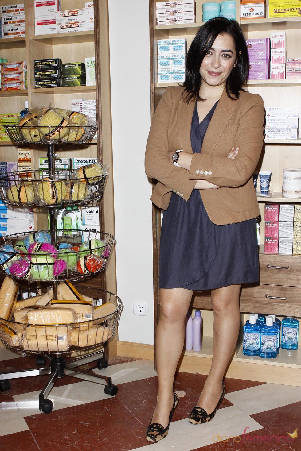 María Isasi es Charo en 'Buen agente'