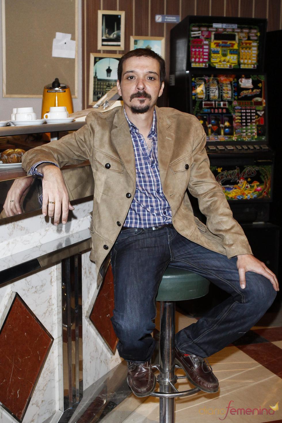 Juan Antonio Lumbreras es Pascual en 'Buen agente'