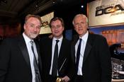 David Fincher, Christopher Nolan y James Cameron en los Premios del Sindicato de Directores 2011
