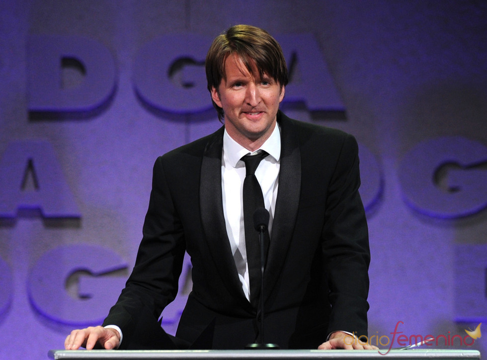 Tom Hooper en los Premios del Sindicato de Directores 2011