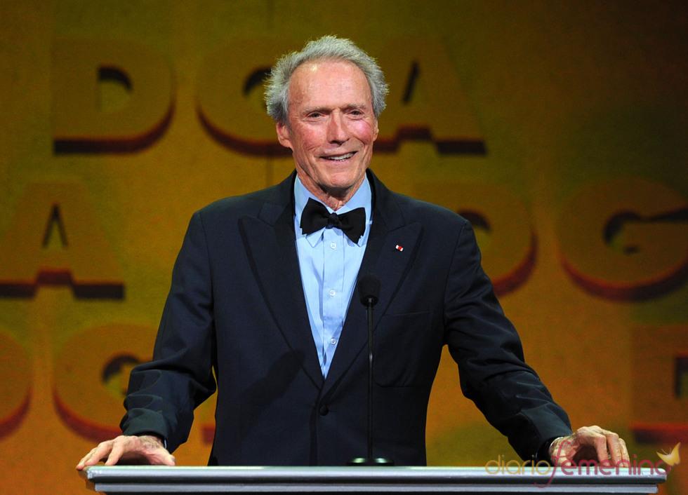 Clint Eastwood en los Premios del Sindicato de Directores 2011