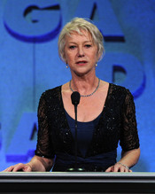Helen Mirren en los Premios del Sindicato de Directores 2011