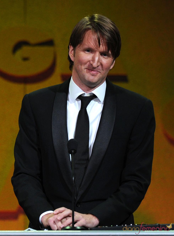 Tom Hooper, premiado por el Sindicato de Directores