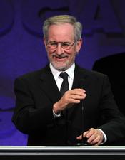 Steven Spielberg en los Premios del Sindicato de Directores 2011