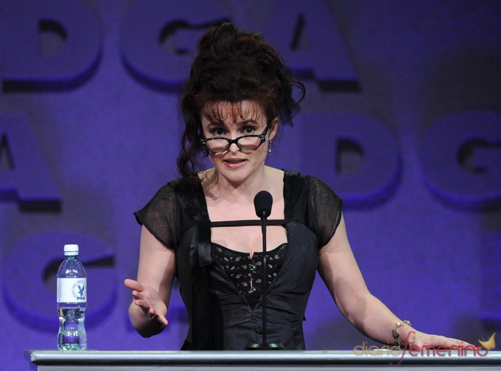 Helena Bonham Carter en los Premios del Sindicato de Directores 2011