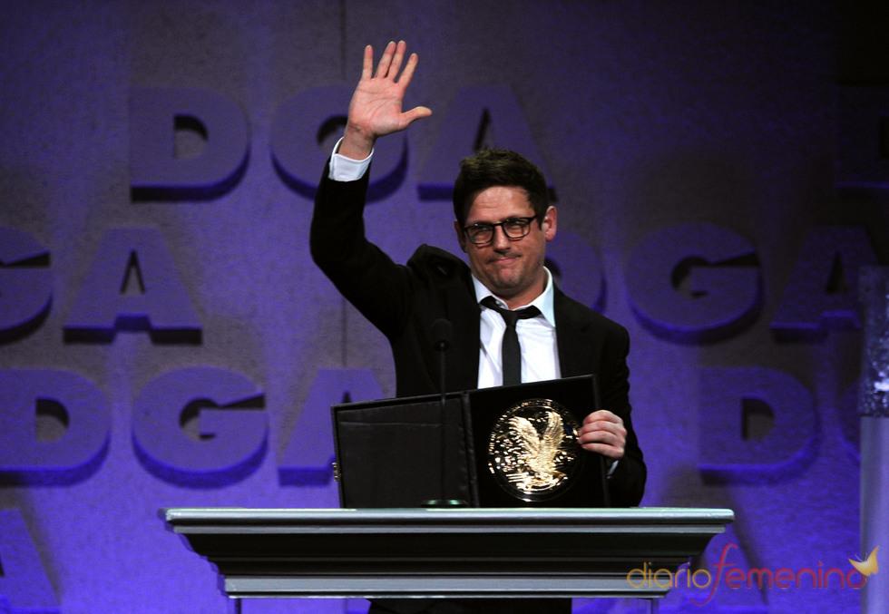 Eric Bross en los Premios del Sindicato de Directores 2011