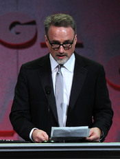 David Fincher en los Premios del Sindicato de Directores 2011