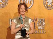 Melissa Leo, premiada por el Sindicato de Actores