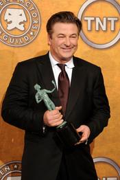 Alec Baldwin, galardonado por el Sindicato de Actores por la serie '30 Rock'