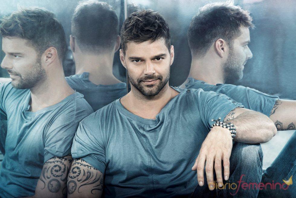 Ricky Martin vuelve a los escenarios con su nuevo álbum en 'Más: Música+Alma+Sexo'