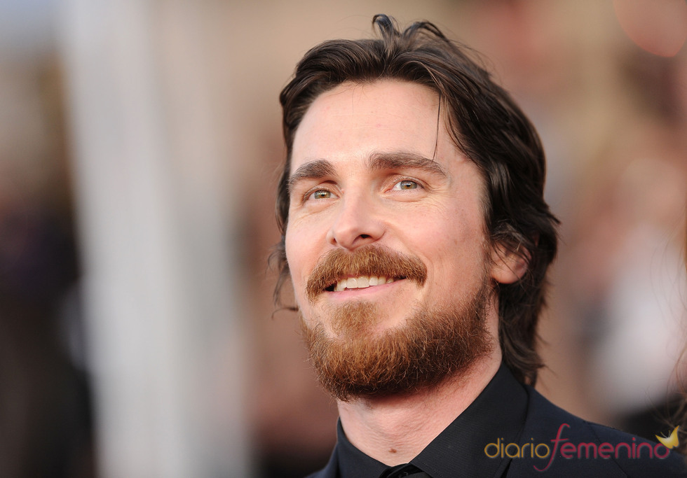 Christian Bale en los Premios del Sindicato de Actores de EEUU