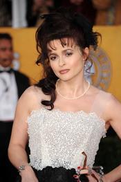 Helena Bonham Carter en los Premios del Sindicato de Actores