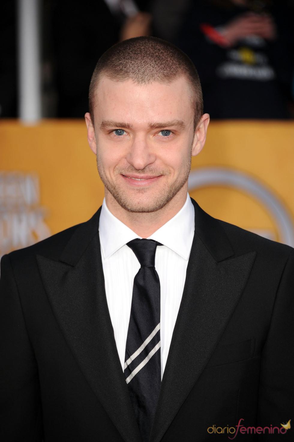 Justin Timberlake, en la gala de los premios del Sindicato de Actores