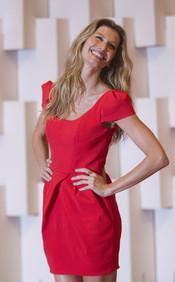 Gisele Bundchen en la Semana de la Moda de Sao Paulo